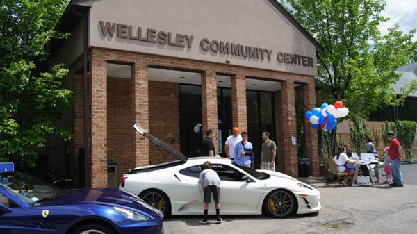 Wheels Of Wellesley WCCWellesley - Show wheels on your car
